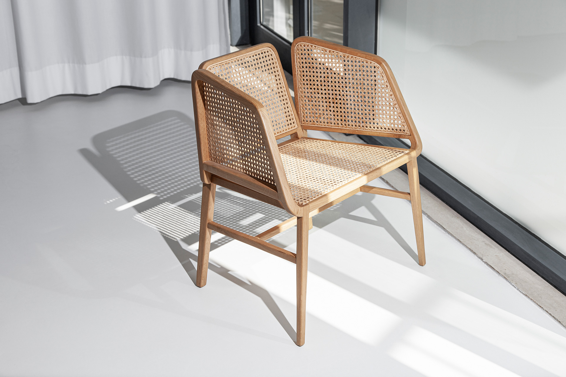 Bee Chair View- DESIGN BY MIGUEL SOEIRO