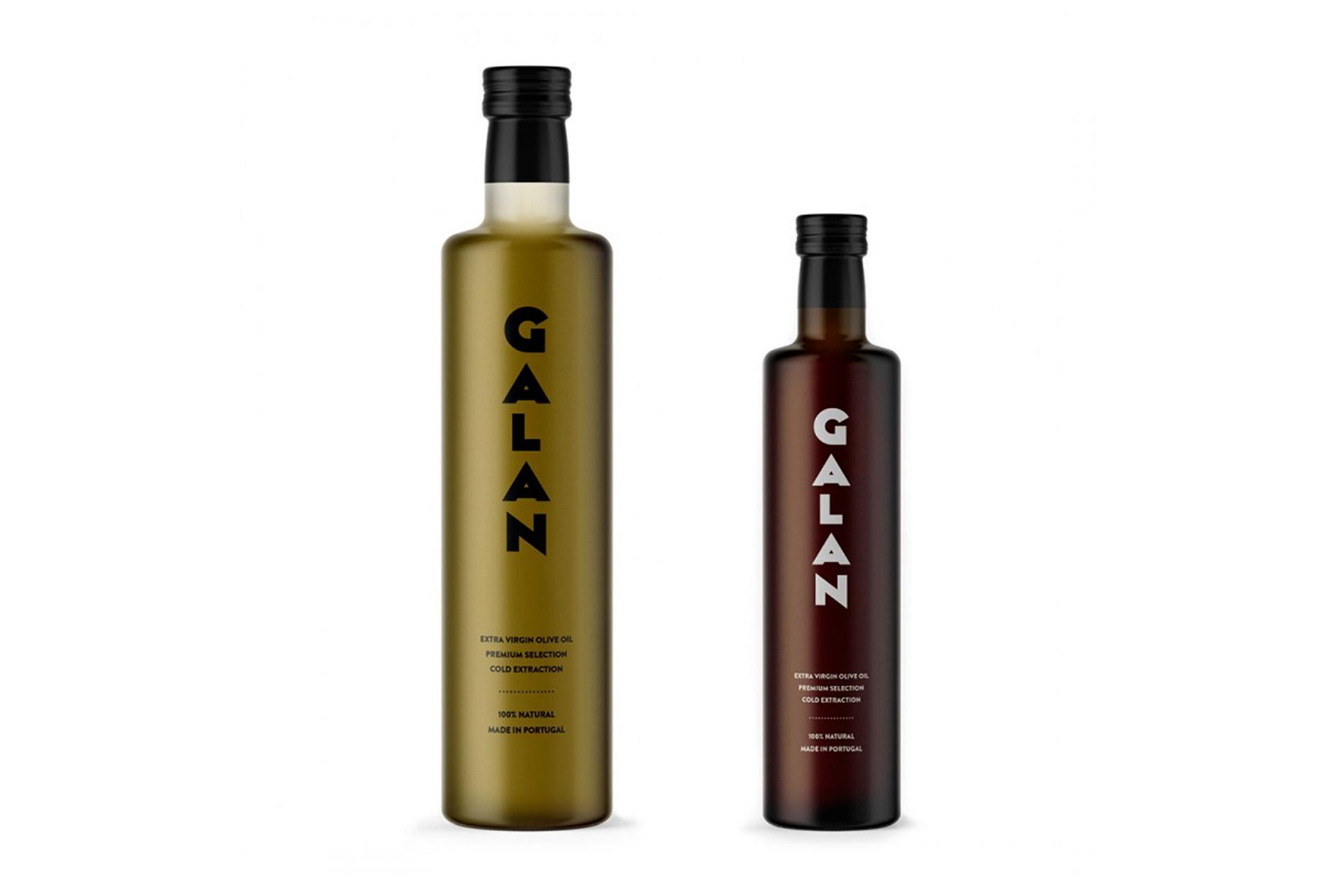 Galan Bottles - DESIGN BY MIGUEL SOEIRO