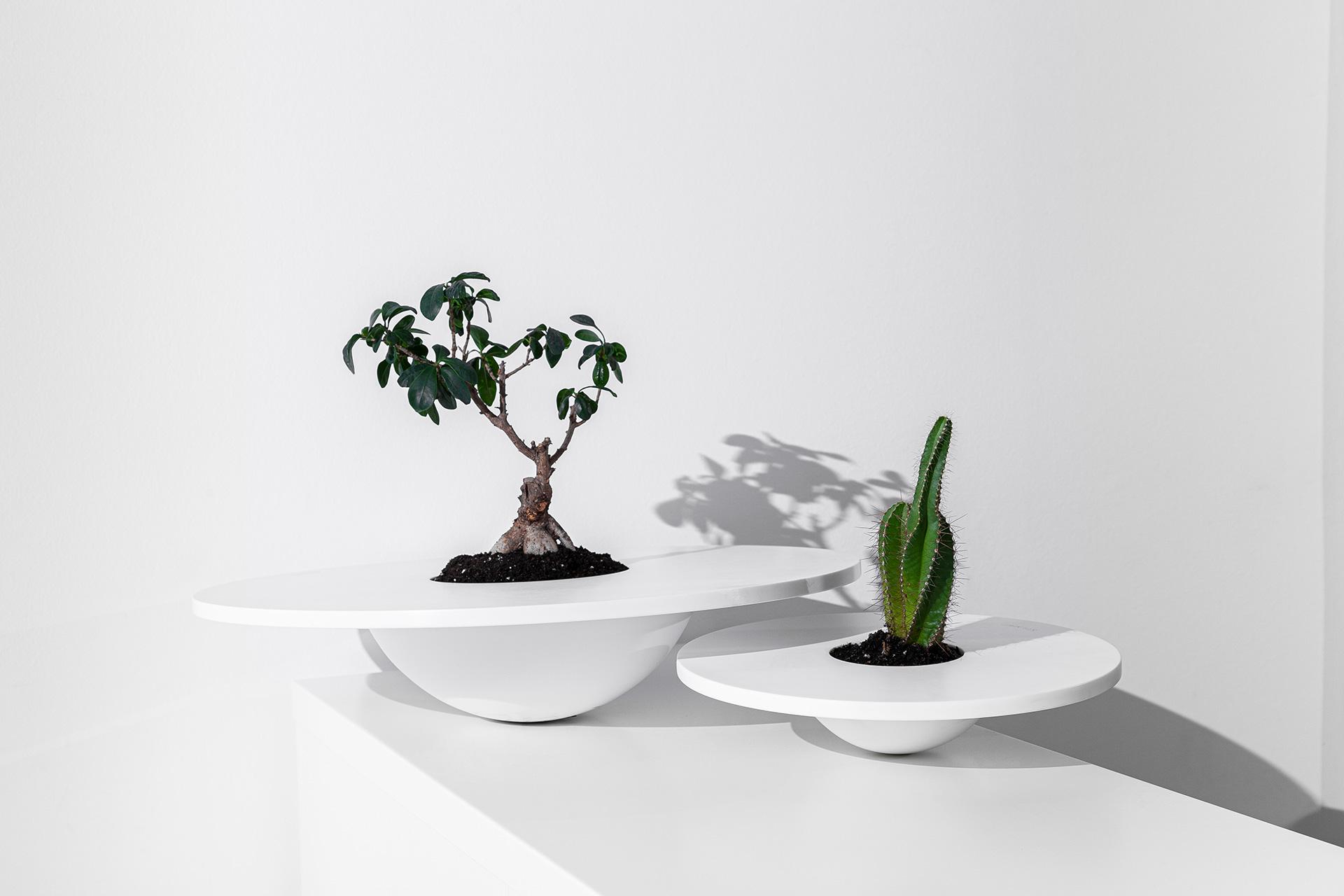 Hat_Vase Two Pots - DESIGN BY MIGUEL SOEIRO
