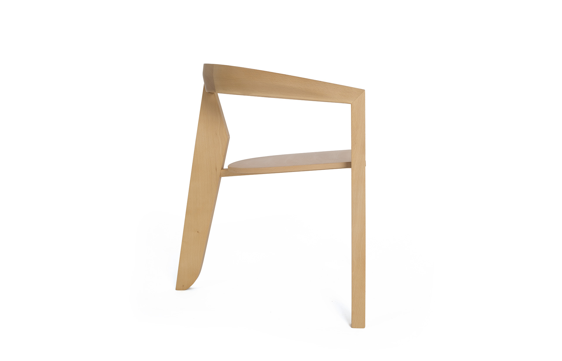 Side View Dining Chair - DESIGN BY MIGUEL SOEIRO
