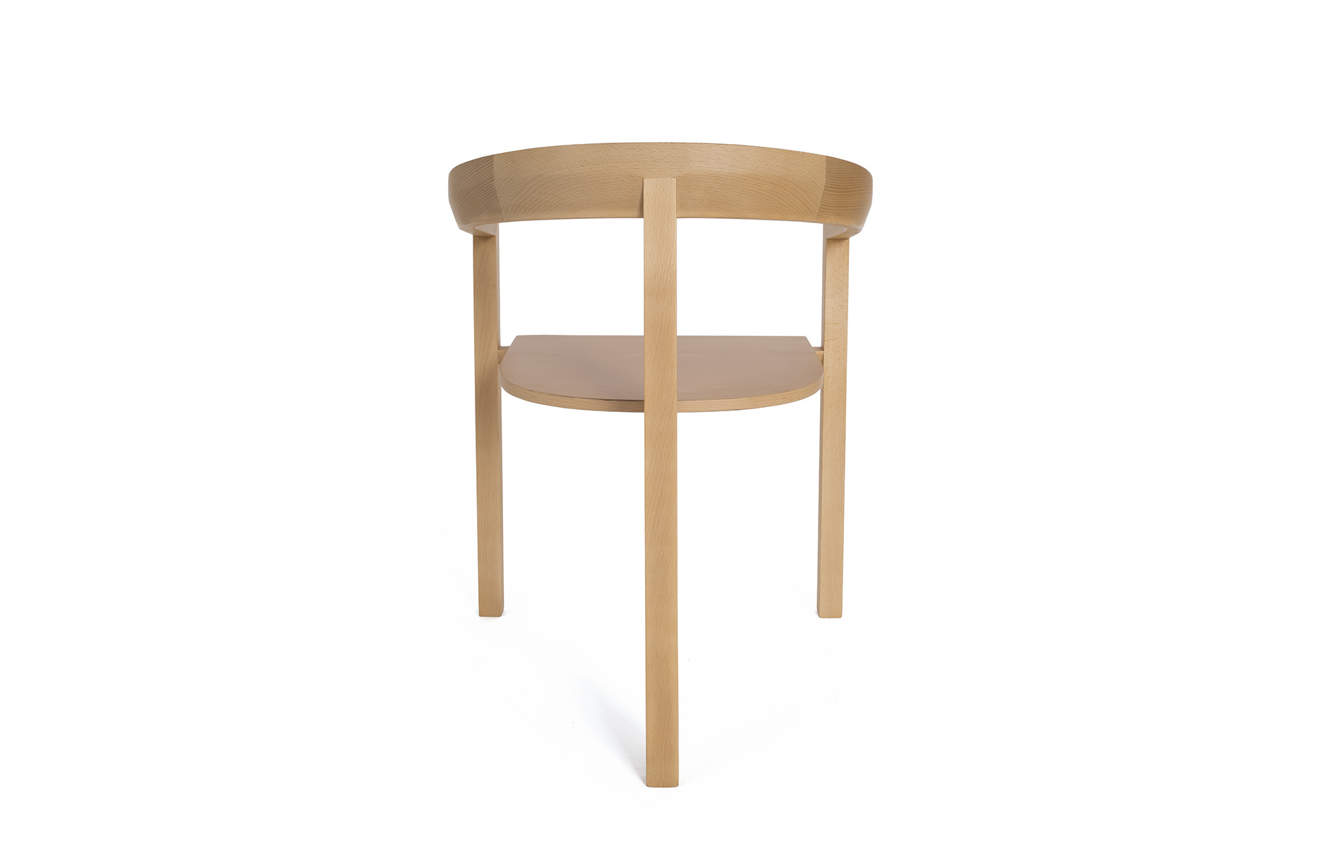 Back View Dining Chair - DESIGN BY MIGUEL SOEIRO
