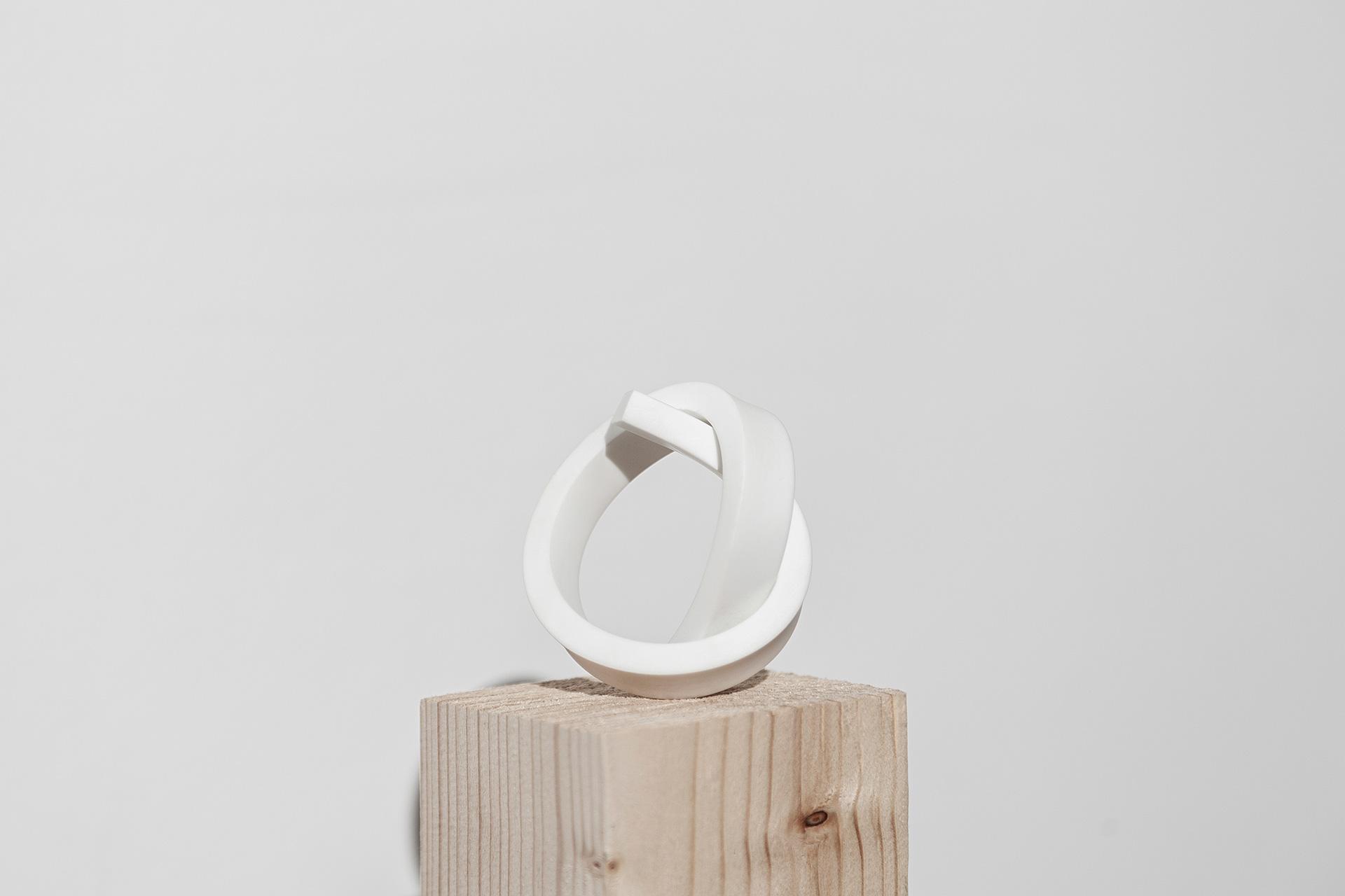 Knot Napkin Ring Signle