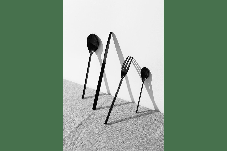 Malmo_Cutlery Black - DESIGN BY MIGUEL SOEIRO