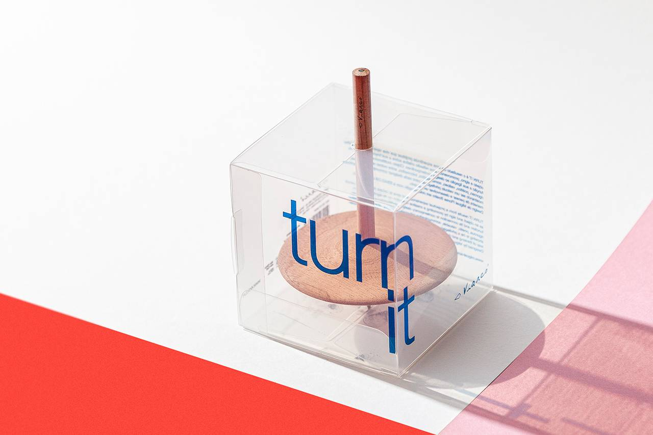 TurnIt -DESIGN BY MIGUEL SOEIRO