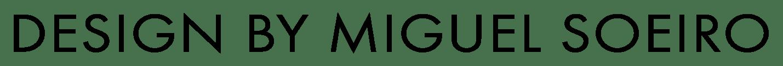 DesignbyMiguelSoeiro Logo New