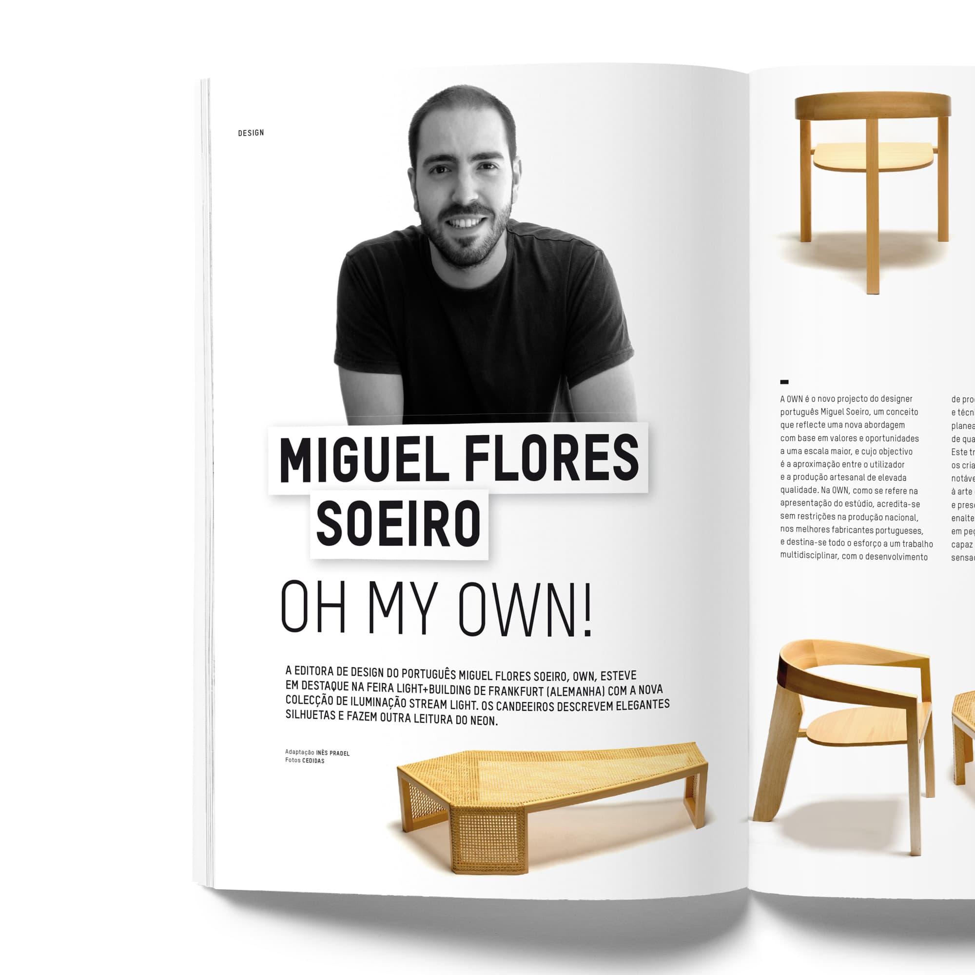 Miguel Flores Soeiro Own