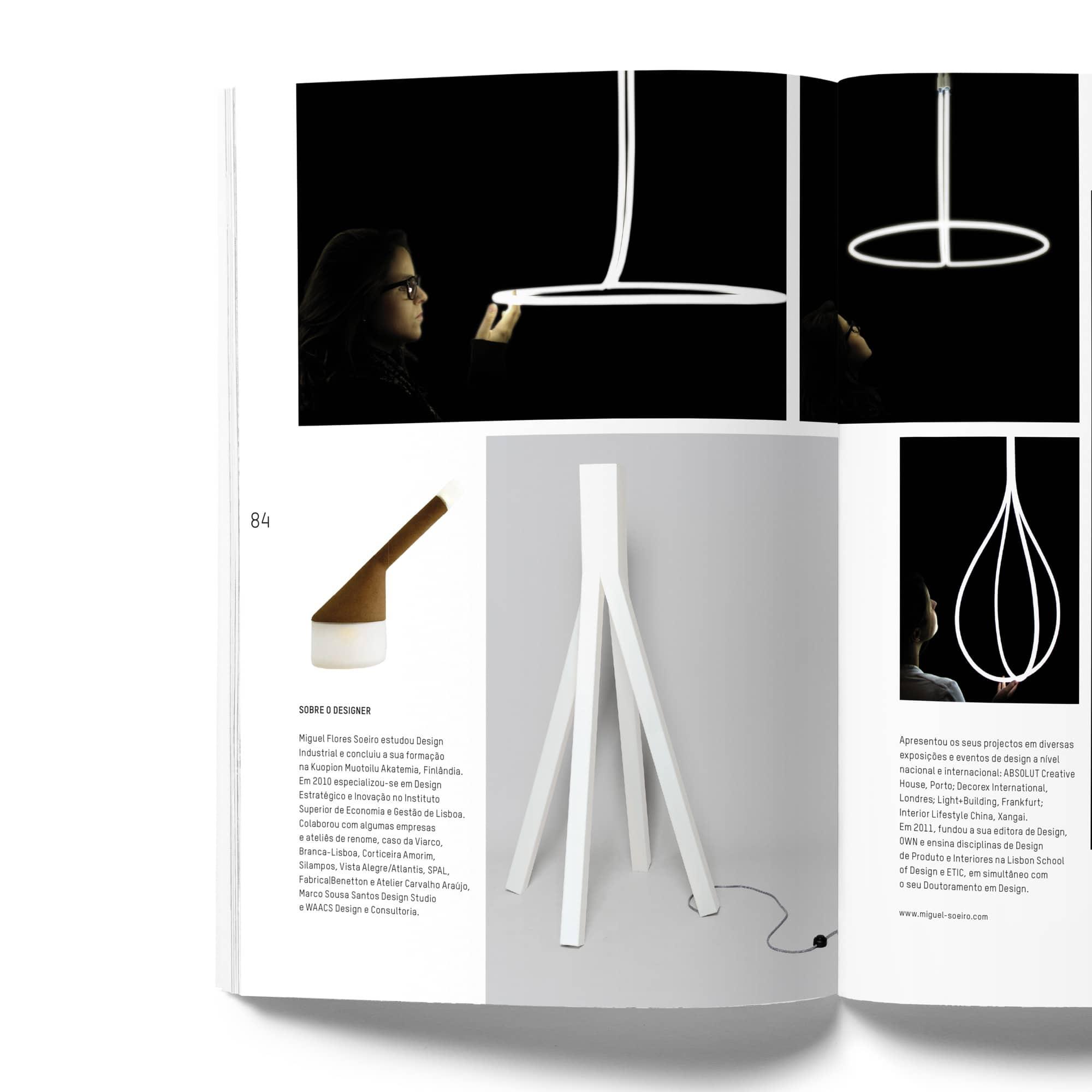 Handing Lamp Design