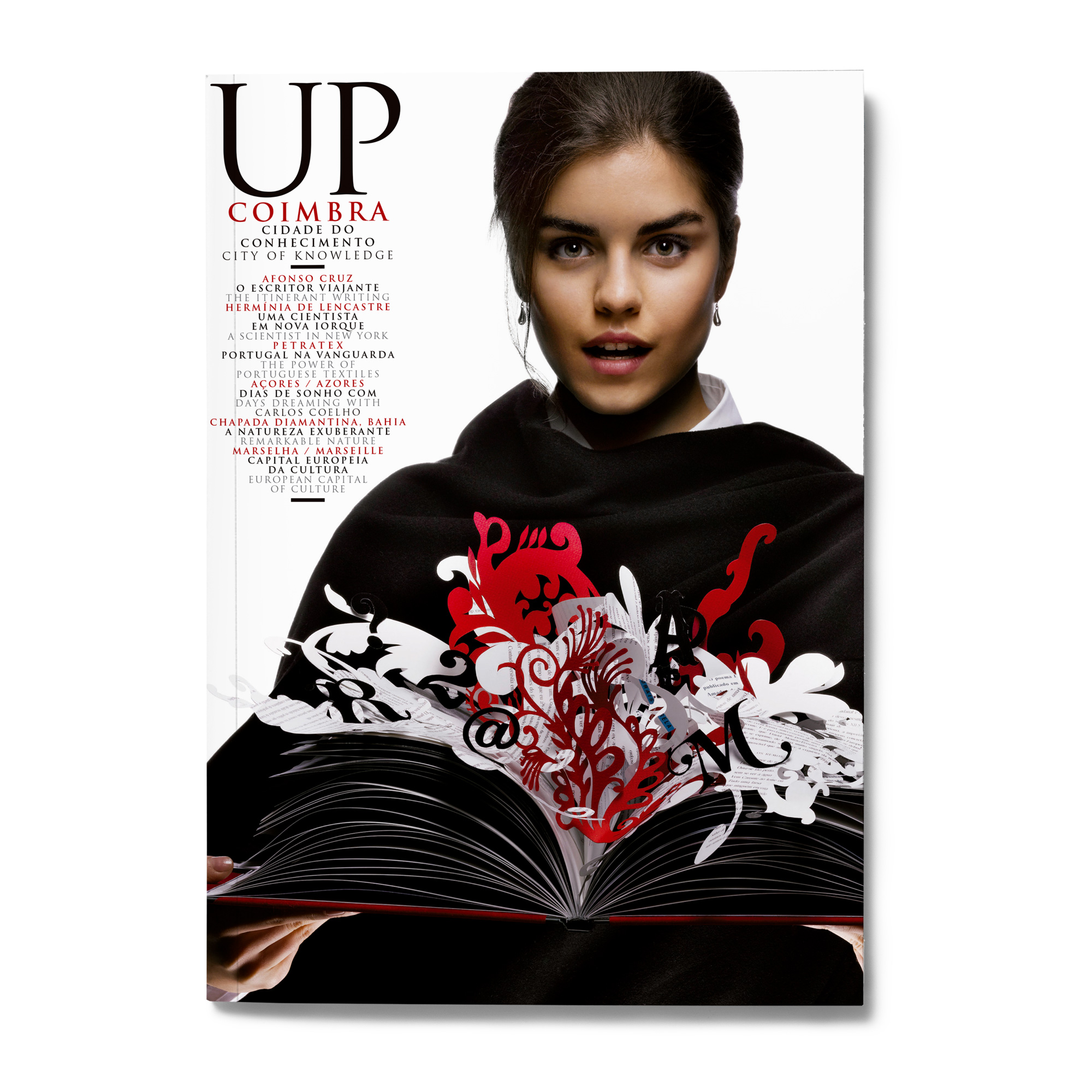UP Lifestyle Page - DESIGN BY MIGUEL SOEIRO