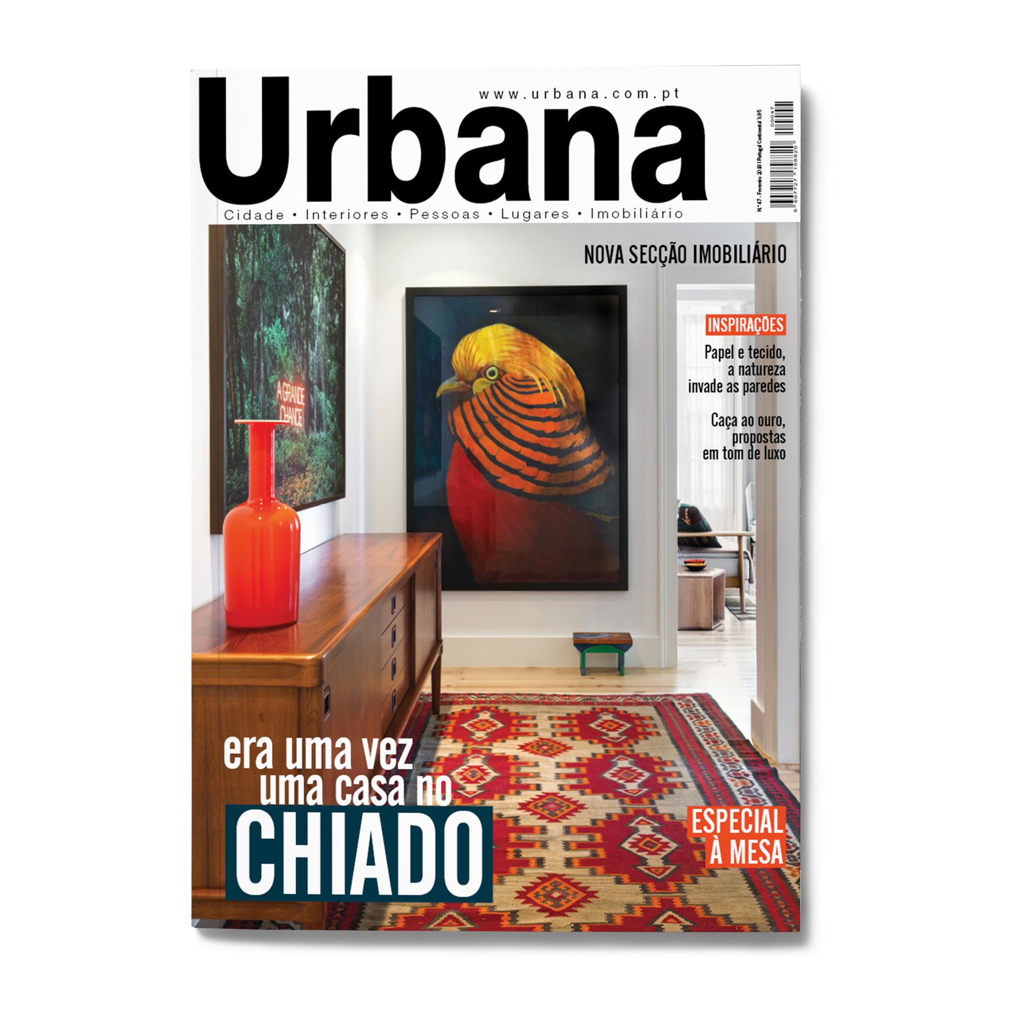Urbana - DESIGN BY MIGUEL SOEIRO