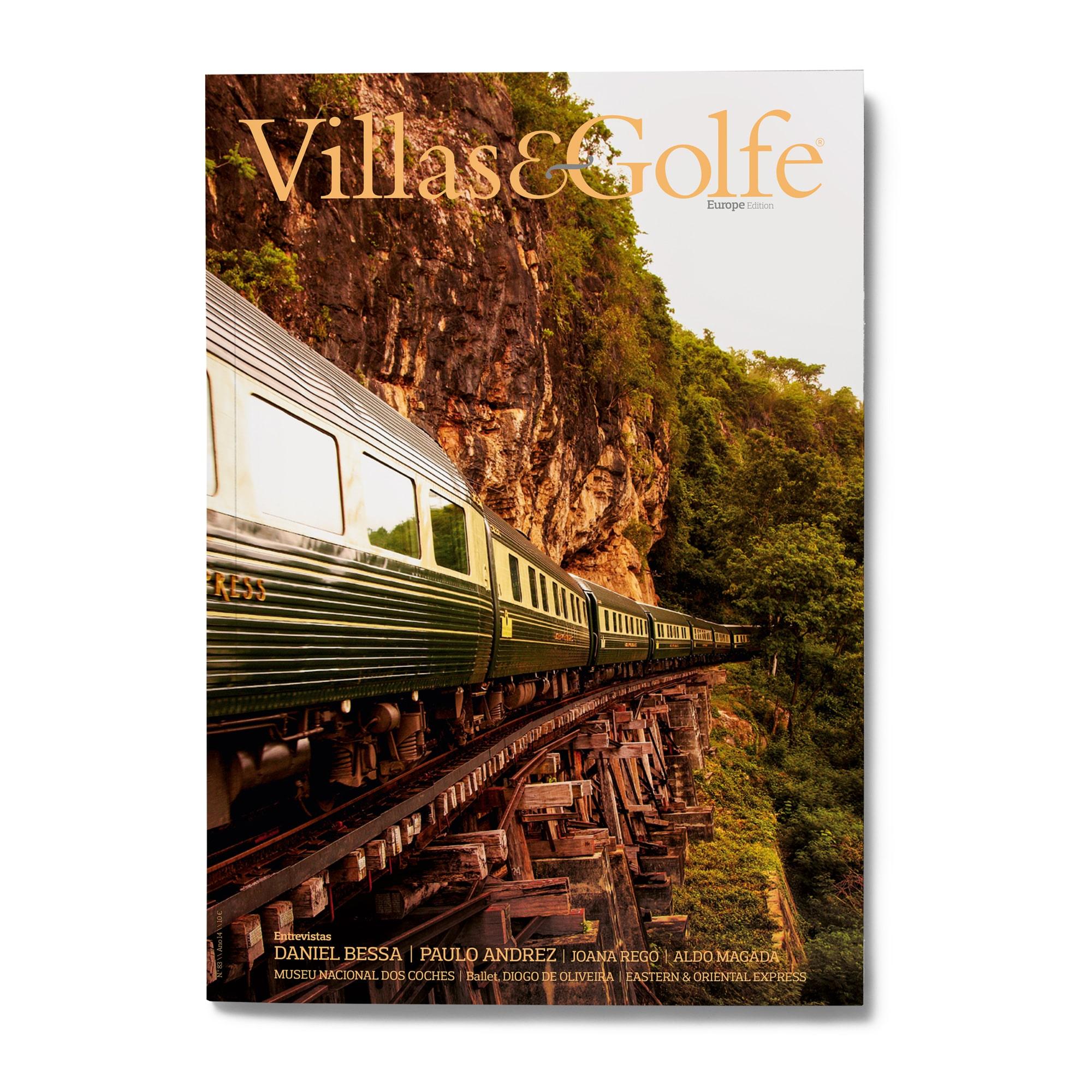 Villas & Golfe - DESIGN BY MIGUEL SOEIRO