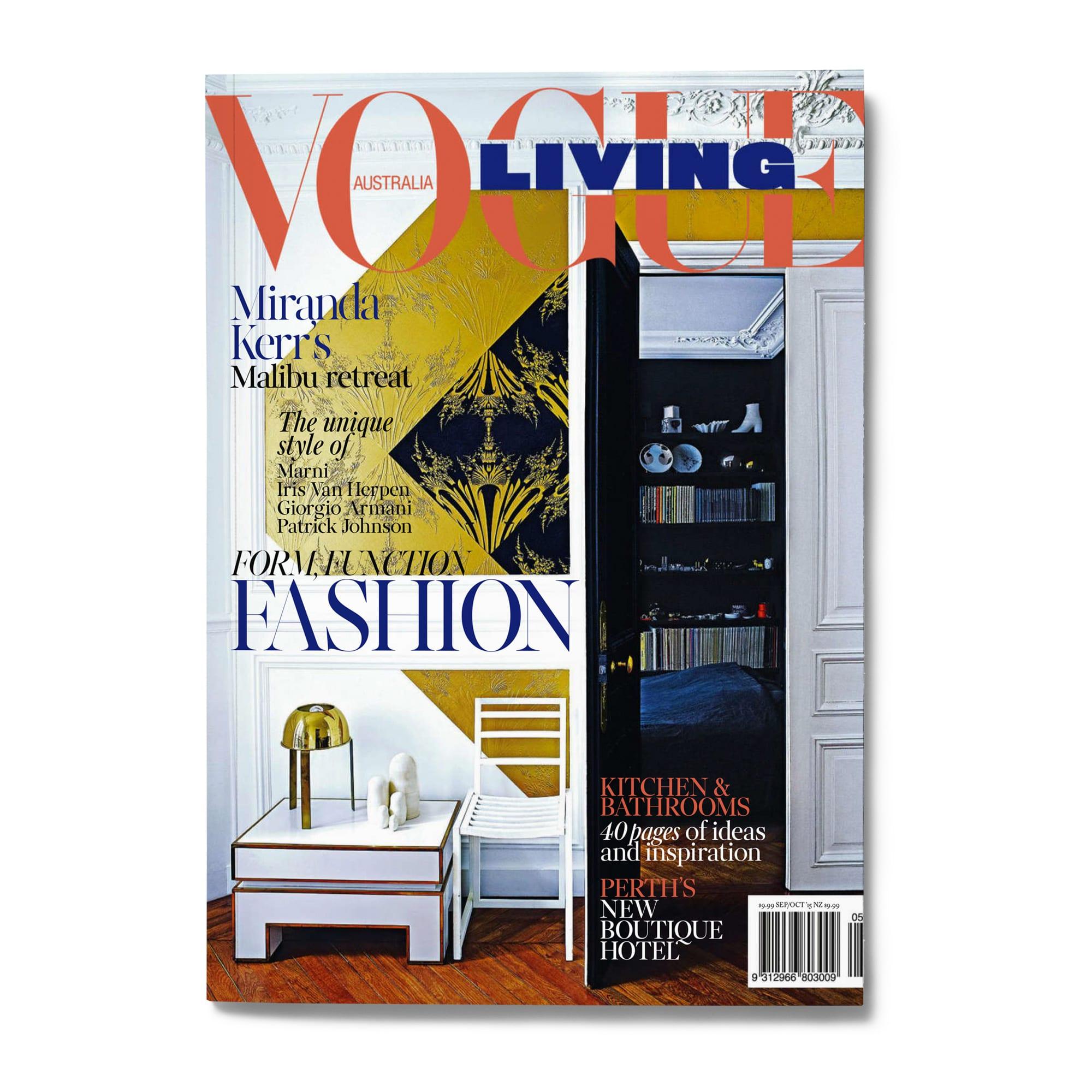 Vogue_ - DESIGN BY MIGUEL SOEIRO