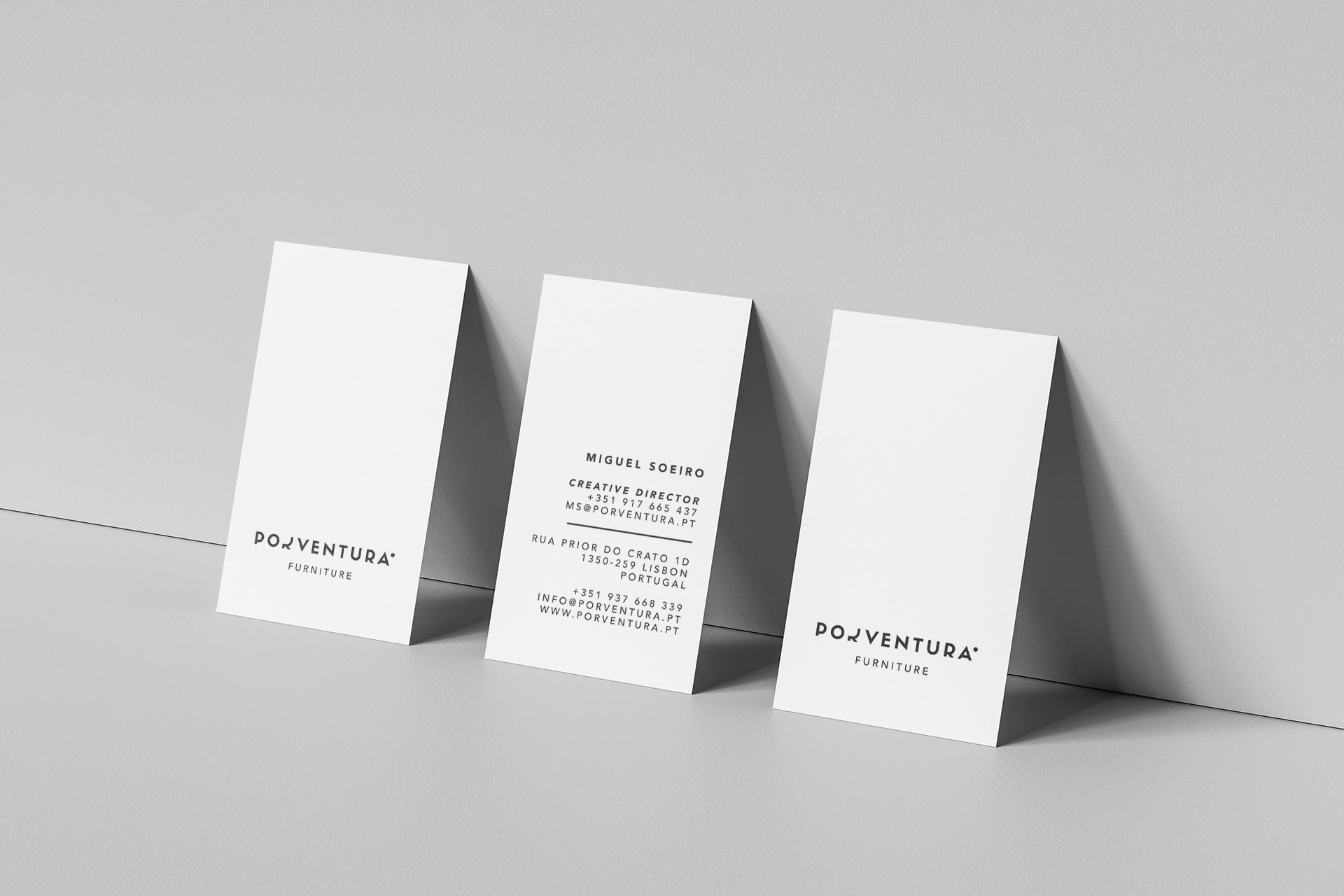 BusinessCardMockup - DESIGN BY MIGUEL SOEIRO