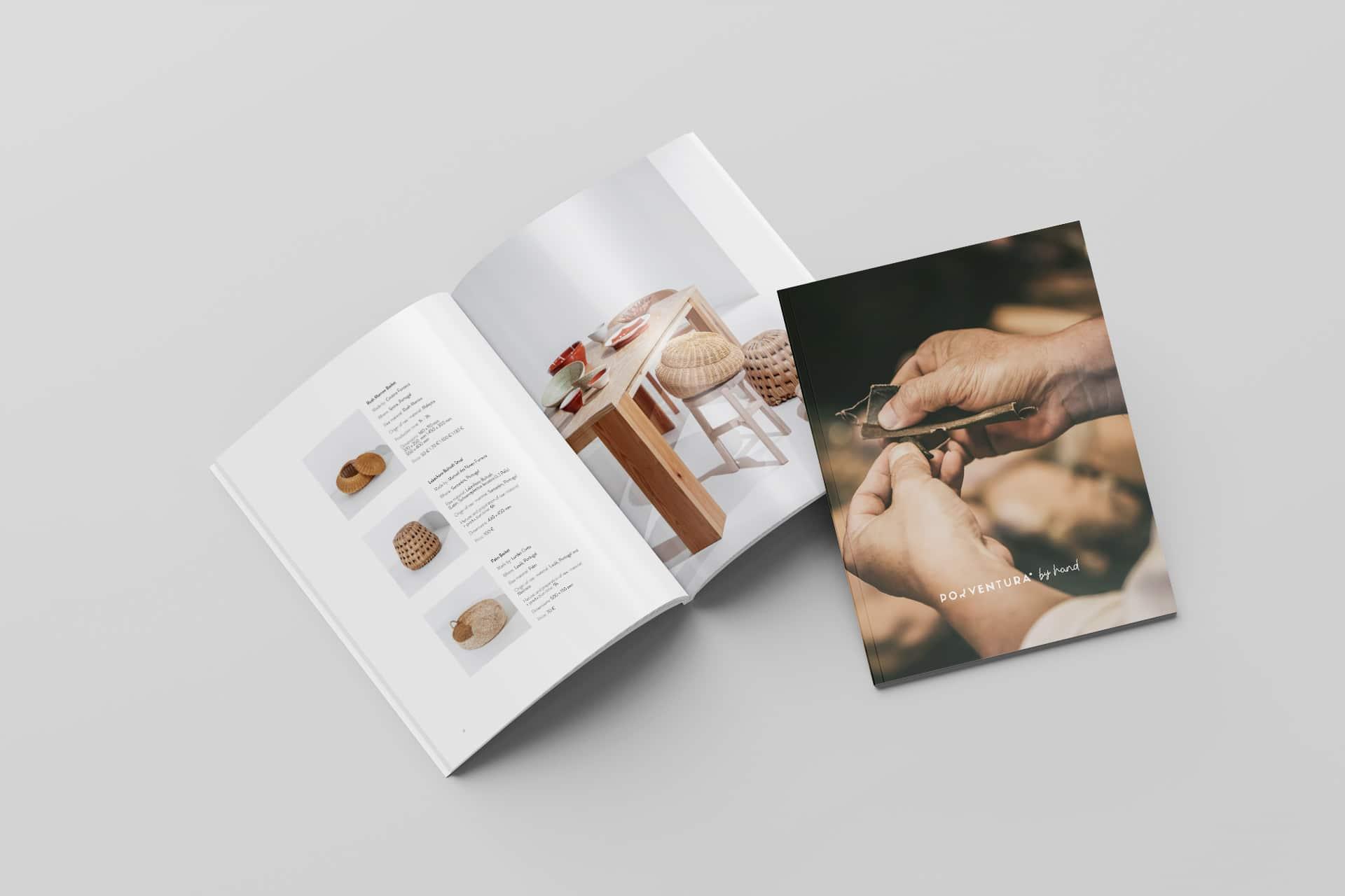 Catalogue_Porventurabyhand - DESIGN BY MIGUEL SOEIRO