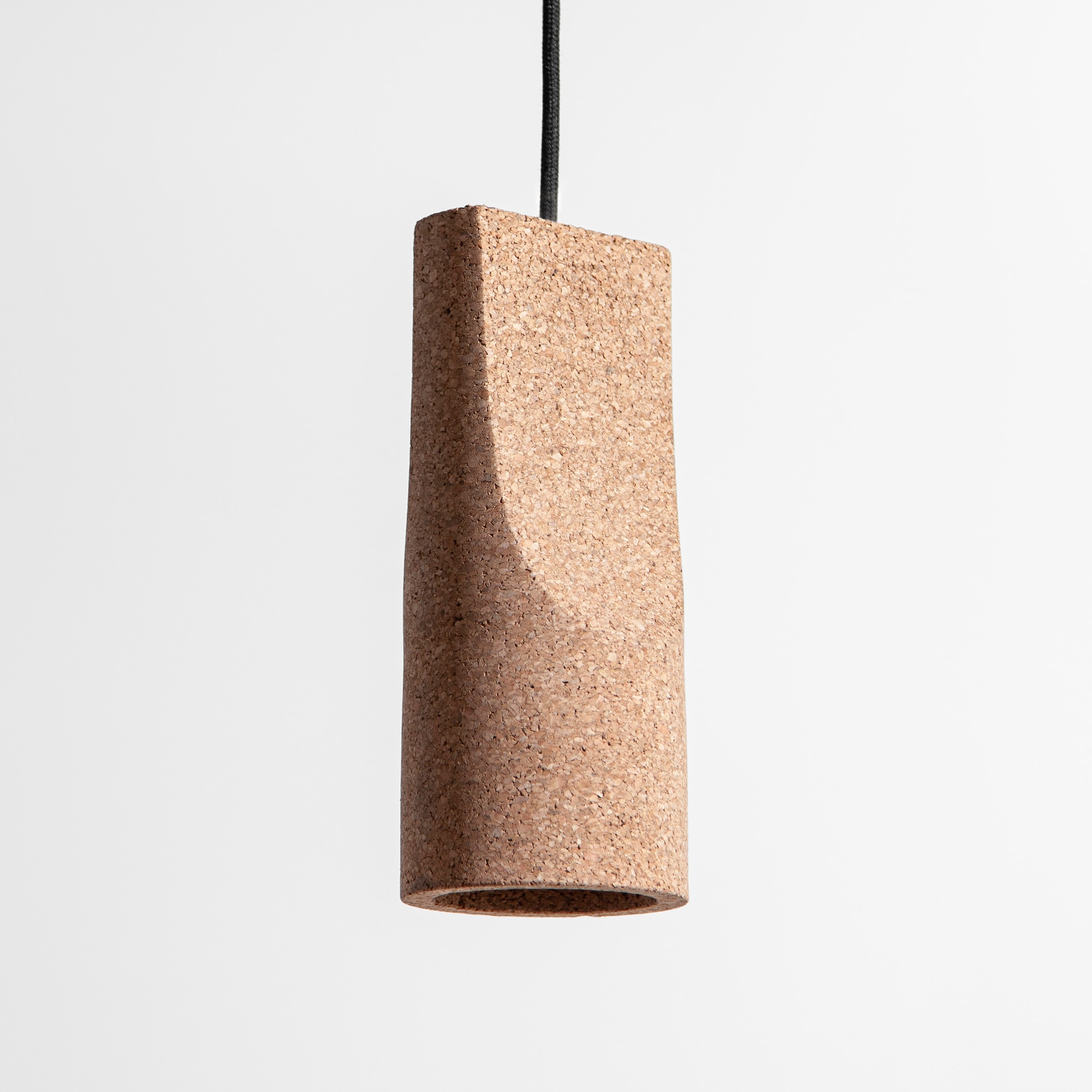 Cork Lamp for Hall- DESIGN BY MIGUEL SOEIRO