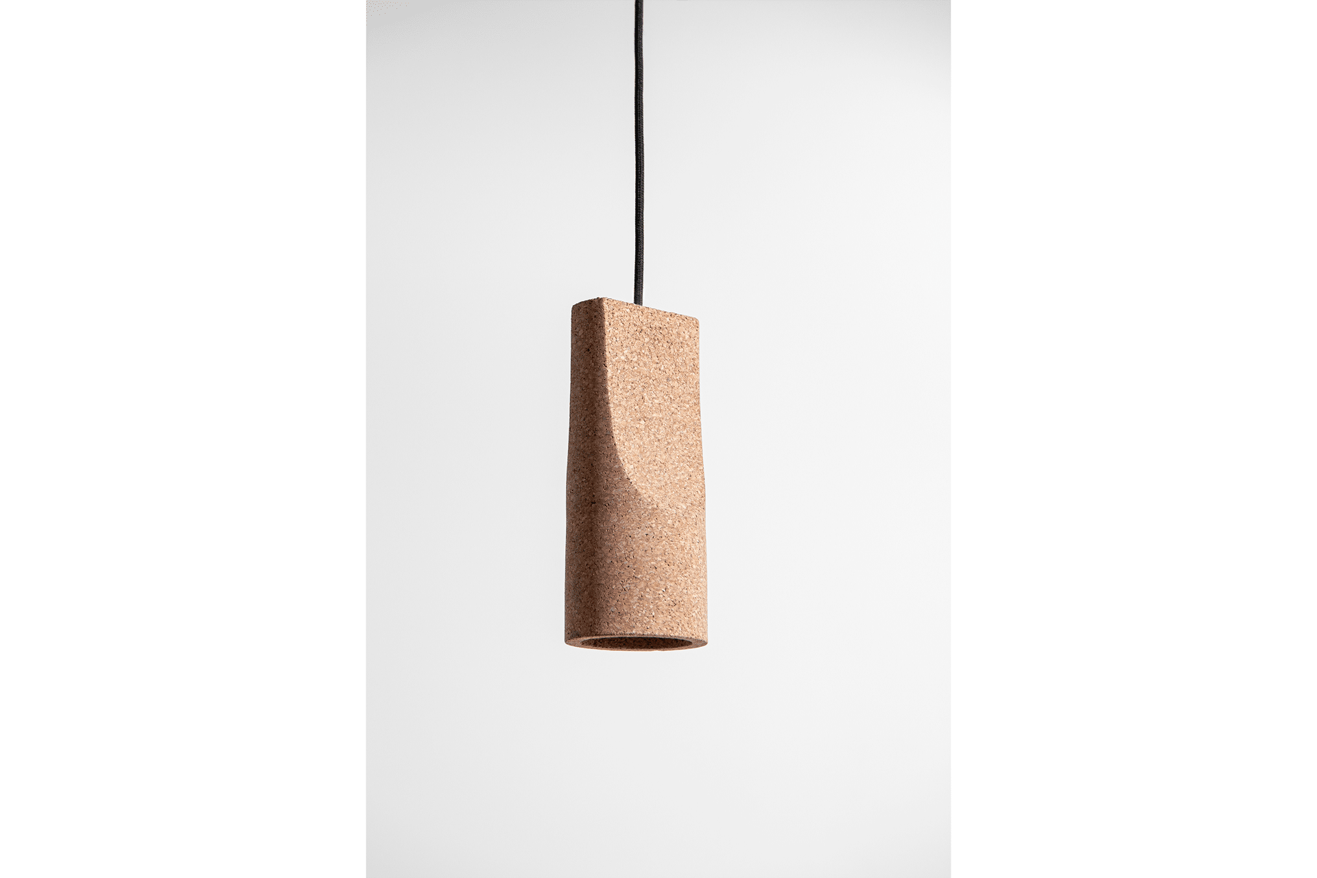 Cork Hanging Lamp for Hall- DESIGN BY MIGUEL SOEIRO
