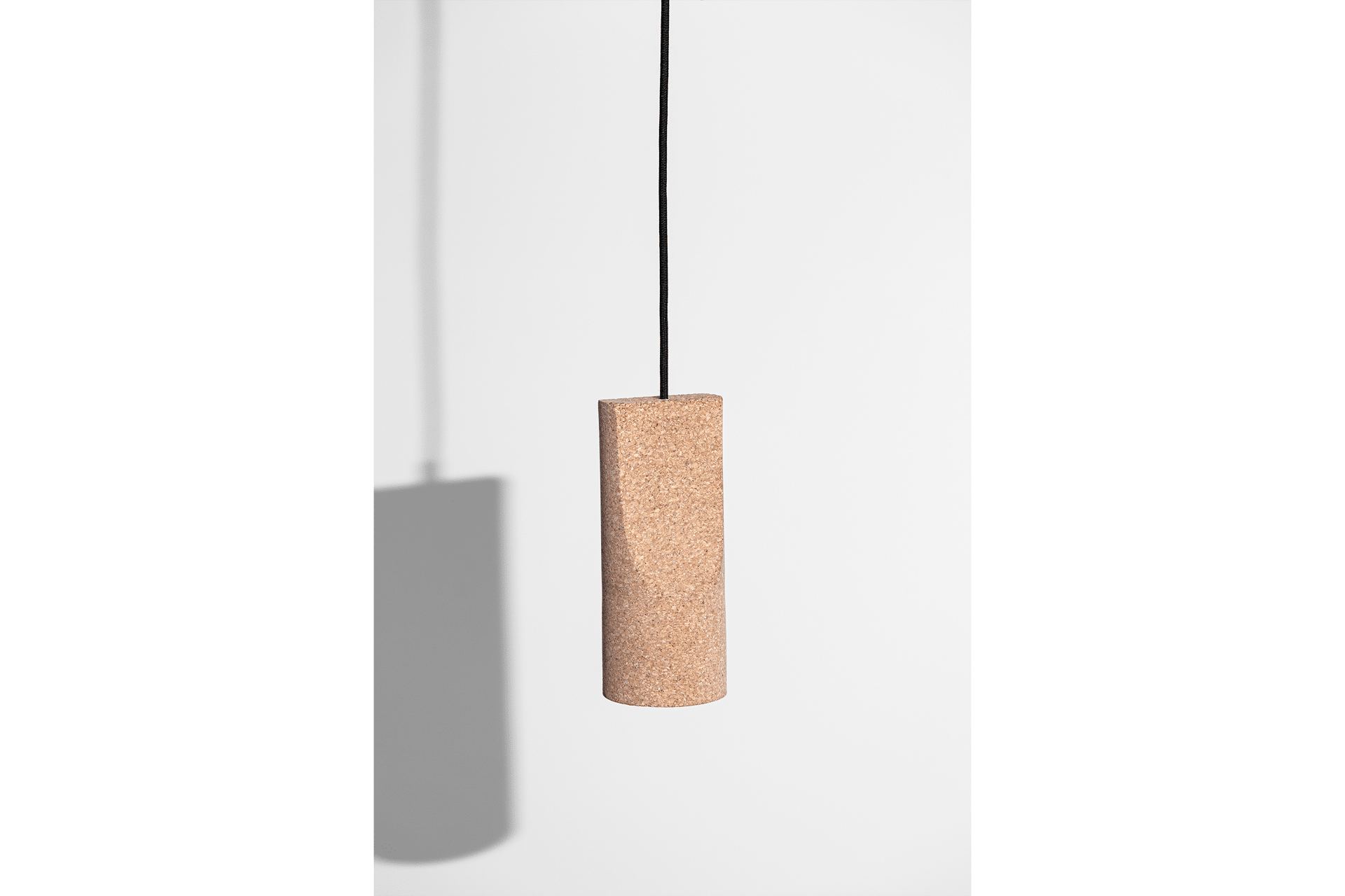 Cork Lamp - Miguel Soeiro