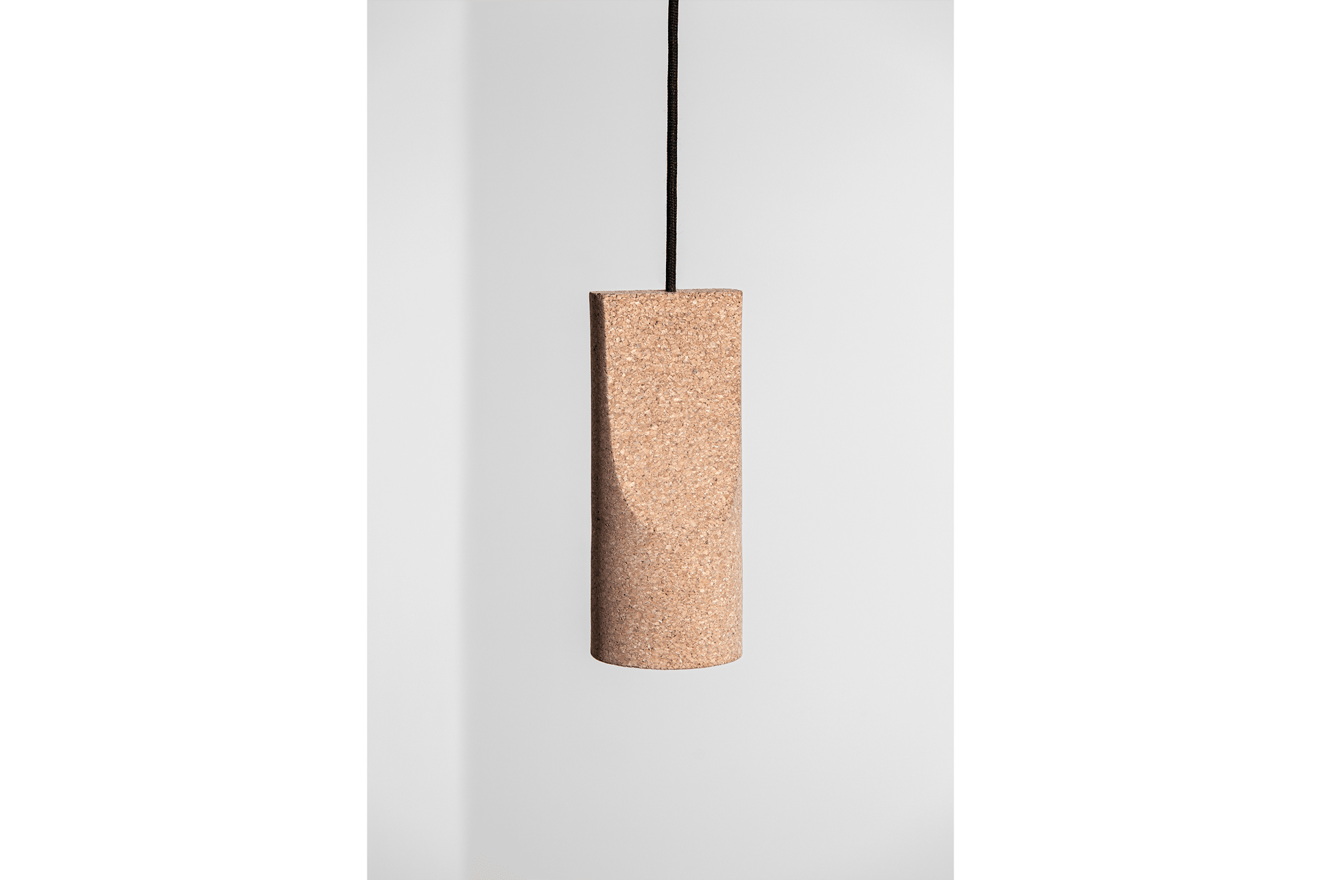 Cork Hanging Lamp New - DESIGN BY MIGUEL SOEIRO