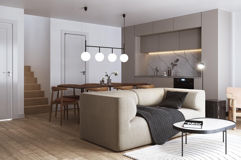 Interior Design Development in Bairro Alto