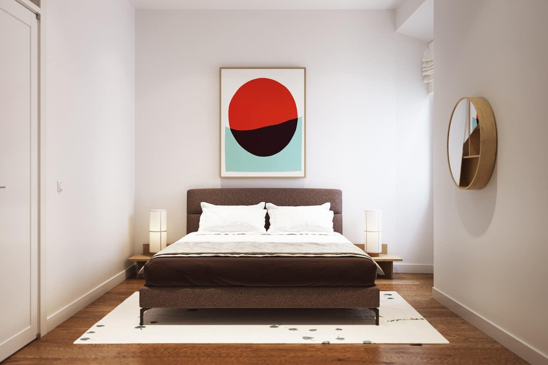 Quarto Alcantara Bedroom - DESIGN BY MIGUEL SOEIRO