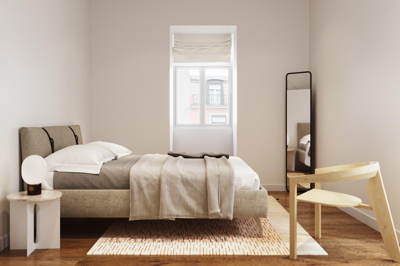 Quarto Bedroom - DESIGN BY MIGUEL SOEIRO